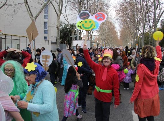 Carnaval intercultural Besòs