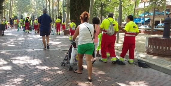 millora espais públics